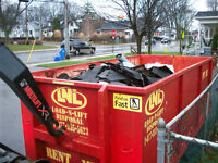 Quinte and northumberlands #1 Junk removal and bin rental by LNL
