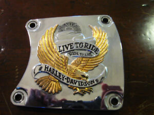 H-D Inspection Cover for Twin Cams - Gently Used.