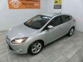 2012,Ford Focus 1.6TDCi 115bhp Zetec***BUY FOR ONLY £36 PER WEEK***