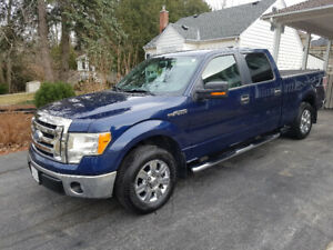 2009 FORD F150 MINT CONDITION WITH LOW KMS