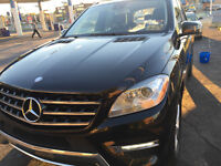 2012 Mercedes-Benz M-Class ML 350 BLUETEC 4MATIC SUV, Crossover