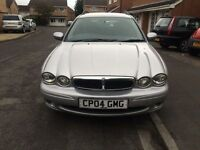JAGUAR X -TYPE CLASSIC D ESTATE 2 DIESEL 2004 MOT APRIL 2017