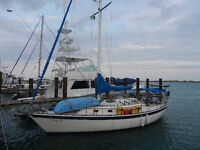 Aloha 34, In The Bahamas CONDITIONALLY SOLD