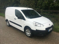 2014 64 Peugeot Partner 1.6HDi 625 Professional L1 Van AIR CON
