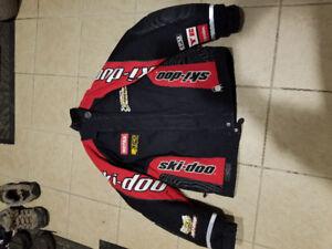 Bombadier ski doo x jacket size large for sale