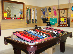 BILLIARD SURPLUS - CLEARANCE CENTRE - KITCHENER!!! CUE CASES Kitchener / Waterloo Kitchener Area image 9