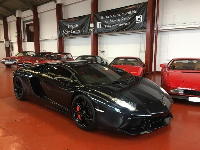 2012 Lamborghini Aventador 6 5 V12 Lp 700 4 4wd 2dr In Leigh On