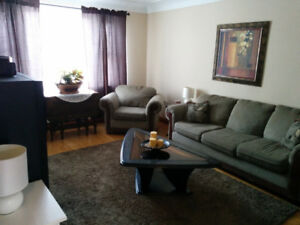 2 Bedroom Main Level w/Parking (all inclusive option available)