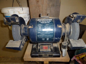 Bench Grinder 6 inch from Canadian Tire