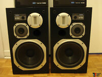 PIONEER S-510 Hi-Fi speakers full woking  Vintage Price negotiab