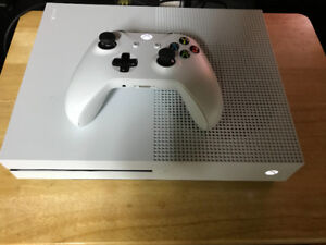 XBox One S - 500gbs (FIrm on the price)