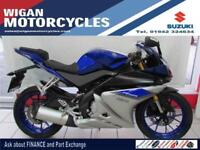 YAMAHA YZF-R125 ABS 2015 15 REG ONLY 4892 MILES 125cc RACE REPLICA SPORTS BIKE
