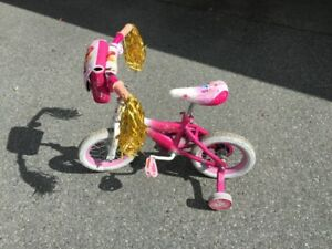 Beautiful girl bicycle for sale