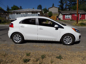 2013 Kia Rio LX Hatchback - Williams Lake
