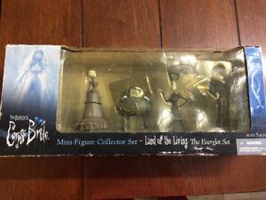 Corpse Bride Everglot Set Mini Figures McFarlane