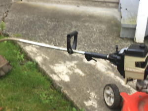 Gas Mower and Gas weed wacker for sale
