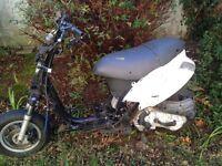 2007 Piaggio zip 100cc