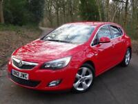 2012 Vauxhall Astra 2.0CDTi 16v ( 165ps ) ecoFLEX s/s SRi..FSH..STUNNING !!
