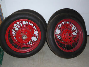 4 new Bedford Tires