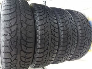 Hankook I-Pike Winter Tires 195/60r15
