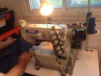 sewing machine a coudre deux aiguilles brother automatique