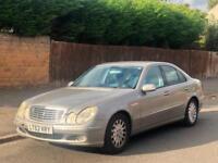 Mercedes-Benz E220 2.1TD 2003MY CDI Elegance