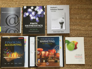 Concordia University, Business Manuals, JMSB, 1st year