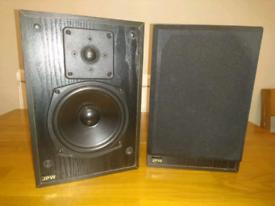 JPW GOLD MONITOR bookshelf speakers