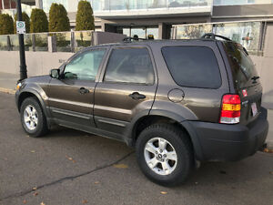 2006 Ford Escape XLT LIMITED 4X4 SUV, Crossover