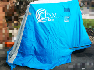 Clam Kenai Ice Fishing Shelter(sold)