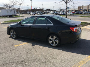 2014 Toyota Camry SE Sedan EXTENDED WARRANTY INCLUDED!!