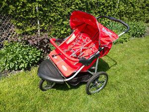 Poussette double InStep Double stroller