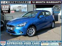 2015 Mazda Mazda2 1.5 SKYACTIV-G SE-L (s/s) 5dr Hatchback Petrol Manual