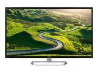 """Acer EB321HQU - LED monitor - 31.5"""" - 2560 x 1440 - IPS - 300"""