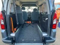 2017 Citroen Berlingo Multispace 1.6 BlueHDi 100 Feel 3 SEATS PLUS WHEELCHAIR P