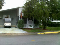 Zephyrhills, Florida Manufactured Home for Sale 55+ Community