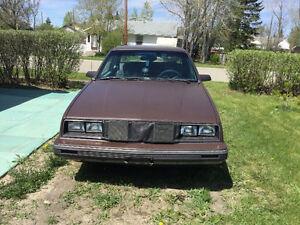 1986 Pontiac 6000 Coupe (2 door)