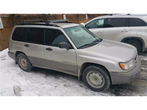 1999 Subaru Forester AWD Limited