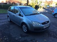2004 ford c max 1.8 1 years mot drives well