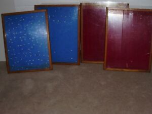 4 display boards