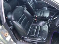 1998 Audi A3 leather seats