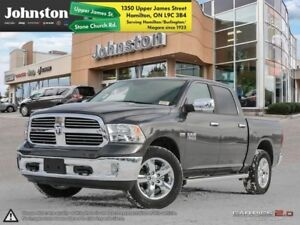 2018 Ram 1500 Big Horn  -  Uconnect - $166.70 /Wk