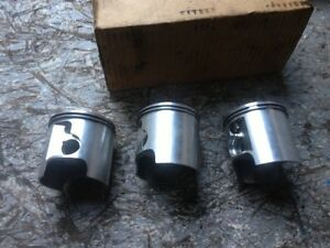 Polaris 650 triple pistons new