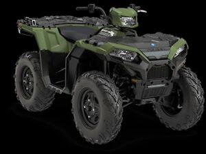 2018 Polaris SPORTSMAN 850 SAGE GREEN / 36$/sem