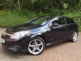 Vauxhall Astra 1.9 CDTI #SRI 150 #EXTERIOR PACK #SERVICE HISTORY #BLACK #LONG MOT##3 MONTHS WARRANTY