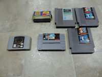 8 bit Nes nintendo n64 Games And accesories