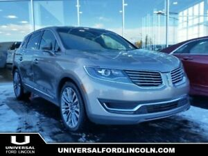 2016 Lincoln MKX Reserve  - Certified - Leather Seats