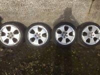 Audi A3 sport alloys 5x112