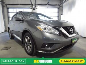 2016 Nissan Murano SV AWD CAMÉRA, VOLANT ET SIEGES CHAUFFANTS TO