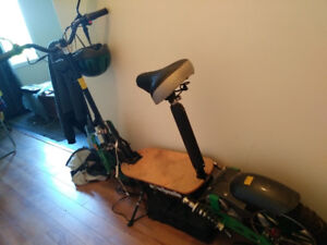 Electronic scooter for sale $300